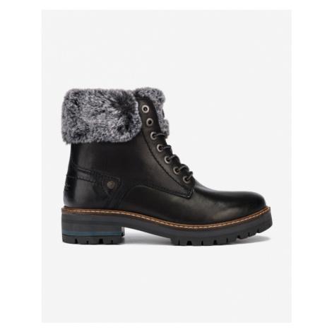 Wrangler Denver Alaska Členkové topánky Čierna