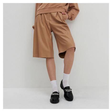 House - Ladies` trousers - Béžová