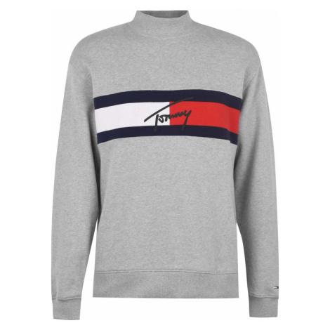 Tommy Jeans Jacquard Flag Crew Sweatshirt Tommy Hilfiger