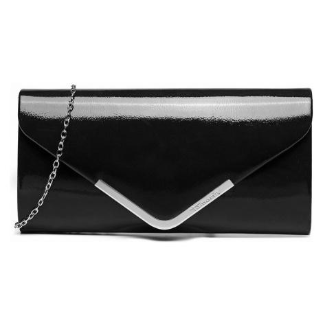 Dámska listová kabelka Tamaris Anna - čierna