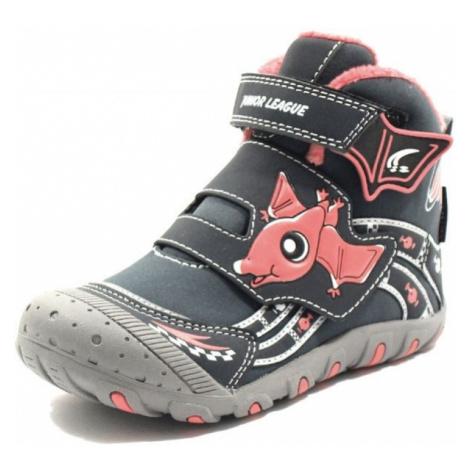 Junior League ABDON 2 HIGH béžová - Detská obuv