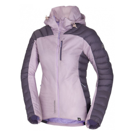 Northfinder BELIA fialová - Dámska bunda