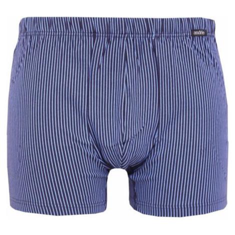 Men's boxers Andrie dark blue