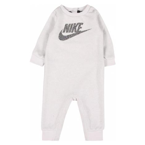 Nike Sportswear Overal 'ROAD TO ZERO'  svetlosivá / čierna melírovaná