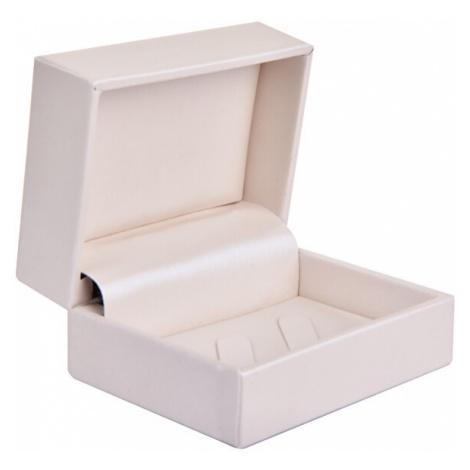 JK Box Darčeková krabička na snubné prstene ZK-7 / D / A20 JKbox