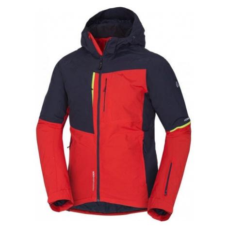 Northfinder CORIN červená - Pánska lyžiarska bunda