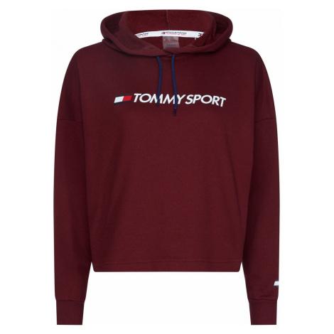 Tommy Sport Crop Hoodie Tommy Hilfiger