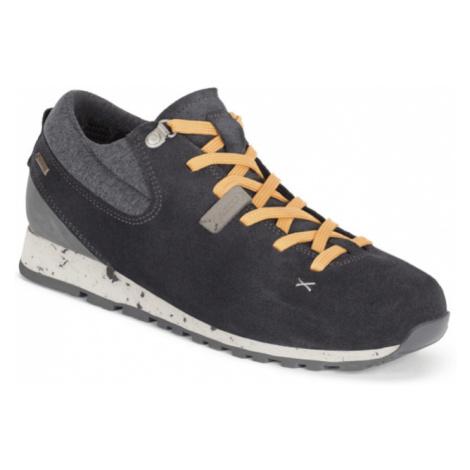 Dámske topánky AKU Bellamont Gaia GTX tm. modro / marhuľová