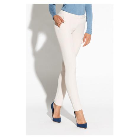 Béžové nohavice Tinny Dursi