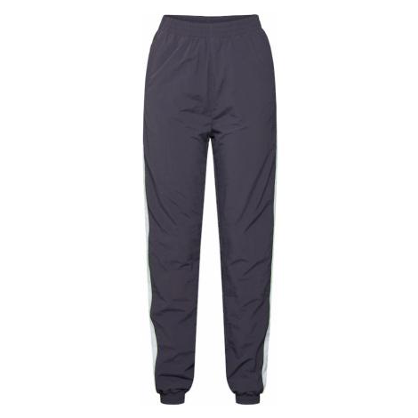 Urban Classics Nohavice 'Ladies Piped Track Pants'  sivá