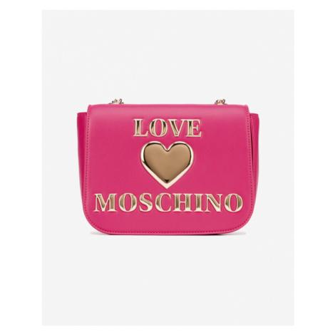 Love Moschino Cross body bag Ružová