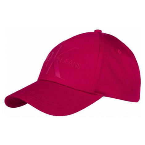 Calvin Klein MONOGRAM CAP TPU - Dámska šiltovka