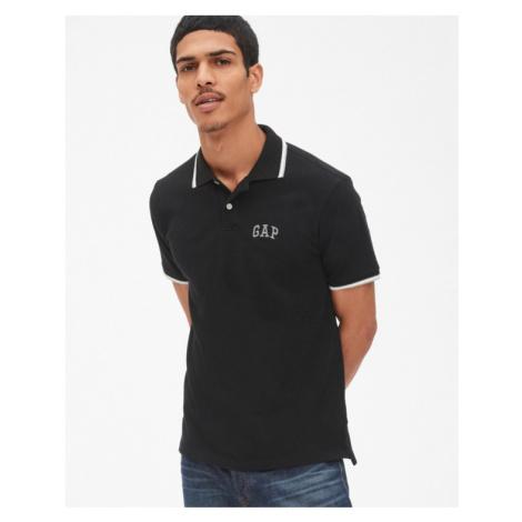 GAP Polo tričko Čierna