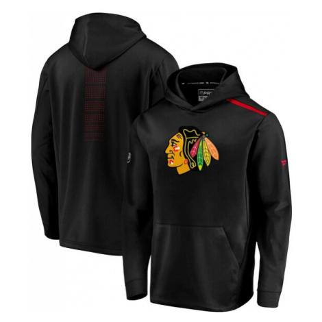 Pánska mikina s kapucňou Fanatics Rinkside Synthetic Pullover Hoodie NHL Chicago Blackhawks