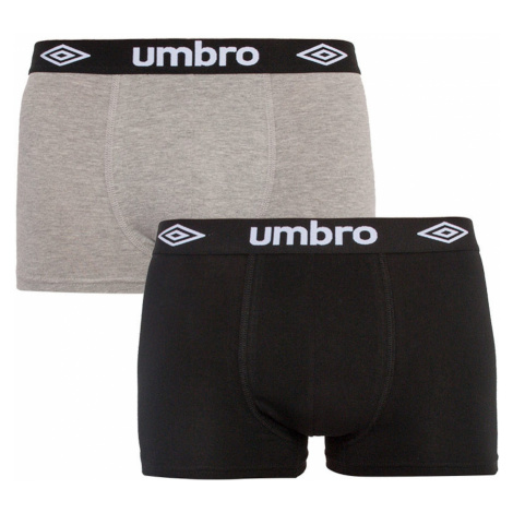 2PACK men's boxers Umbro multicolored
