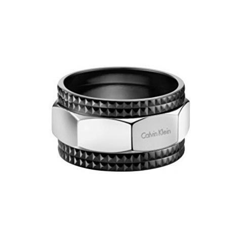 Calvin Klein Pánsky oceľový prsteň High KJ4JBR2001 mm
