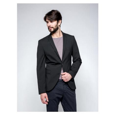 Selected Homme New One Sako Čierna