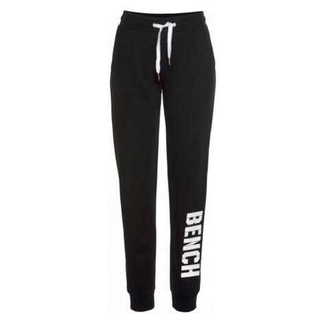 BENCH Nohavice  biela / čierna