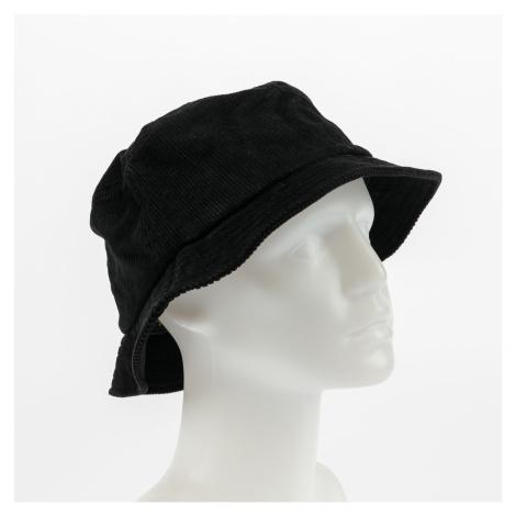 Urban Classics Corduroy Bucket Hat čierny