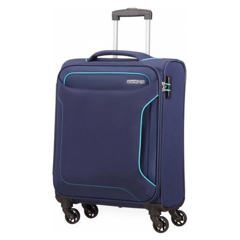 American Tourister Kabínový cestovný kufor Holiday Heat Spinner 50G 38 l - tmavě modrá