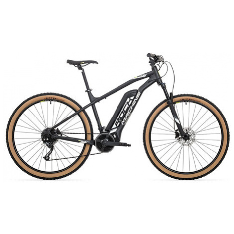 Elektrobicykel Rock Machine 29 Storm E70 Matný Čierny + Dárček: Zabezpečenie Datatag