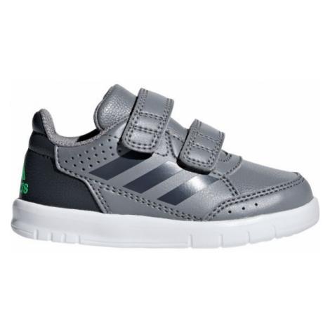 adidas ALTASPORT CF I sivá - Detská voľnočasová obuv