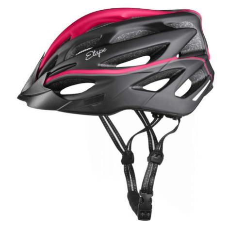 Etape VESPER ružová - Chlapčenská cyklistická prilba