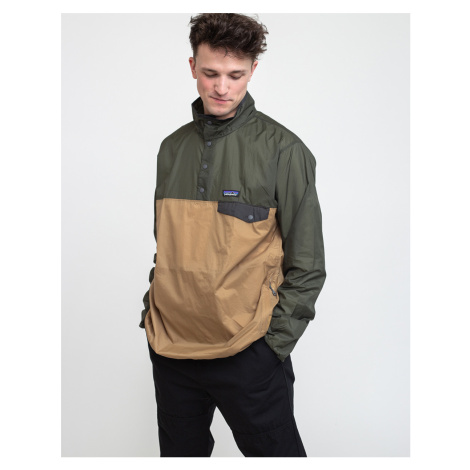 Patagonia M's Houdini Snap-T Pullover Classic Tan
