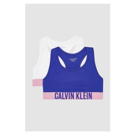 Calvin Klein 2 PACK podprsenka 2PK Bralette