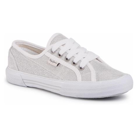 Tenisky PEPE JEANS - Aberlady PLS30950 White 800