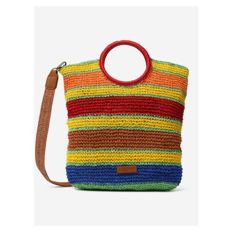 Tropi Cuban Cross body bag Desigual Farebná