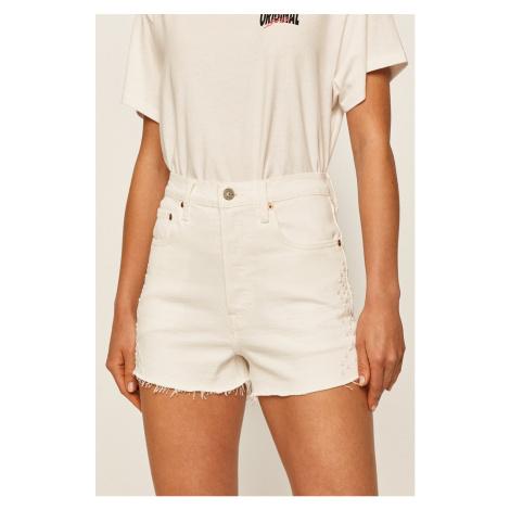 Levi's - Rifľové krátke nohavice Levi´s