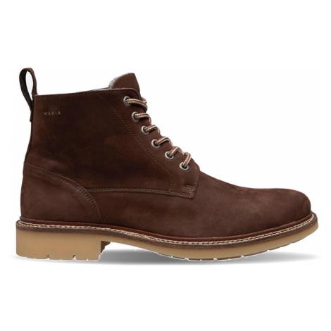 Makia Lined Avenue Boot-11 hnedé M90052_195-11