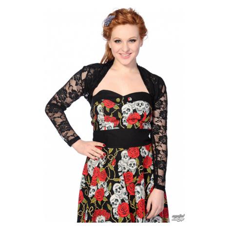 BANNED Black Lace Rose Čierna Červená
