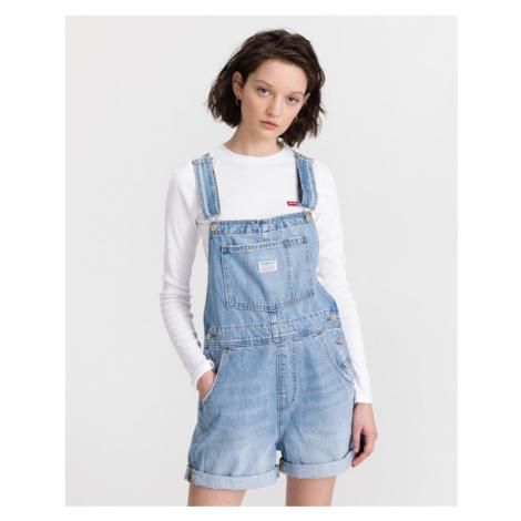 Levi's® Vintage Shortall Šortky na traky Modrá Levi´s