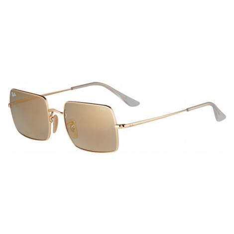 Ray-Ban Slnečné okuliare 'RB 1969 001/B3'  sivá / zlatá