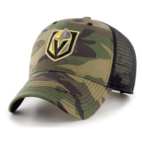 47 Brand Mvp Trucker Branson Nhl Vegas Golden Knights Camo