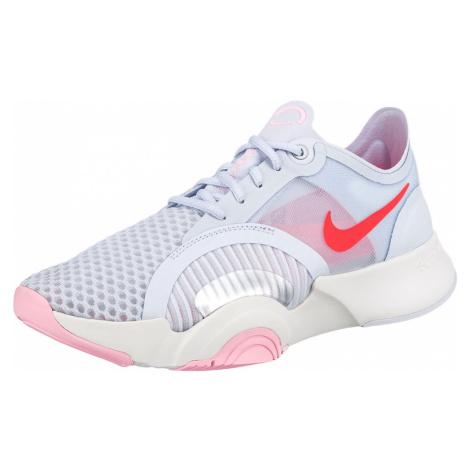 NIKE Športová obuv 'SuperRep Go'  ružová / homárová / azúrová / biela
