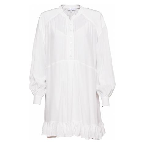 Suncoo Košeľové šaty 'CLARISSE'  vaječná škrupina