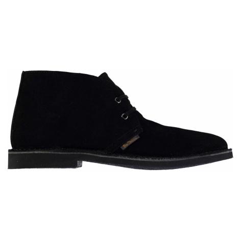 Fly London Hand Desert pánske Boots Black Ben Sherman