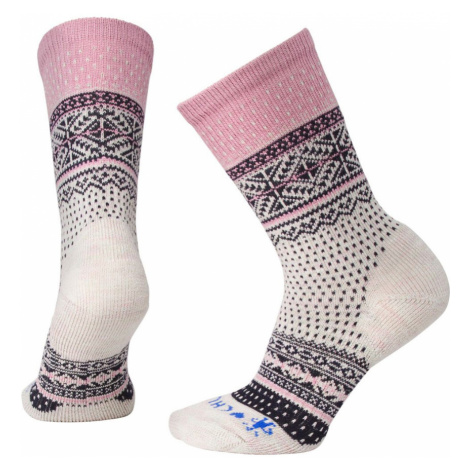 Ponožky dámské Smartwool W CHUP GENSER CREW moonbeam h
