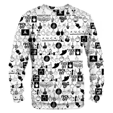 Mr. GUGU & Miss GO Unisex's Sweater S-PC1549
