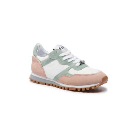 Liu Jo Sneakersy Alexa BXX049 PX003 Zelená