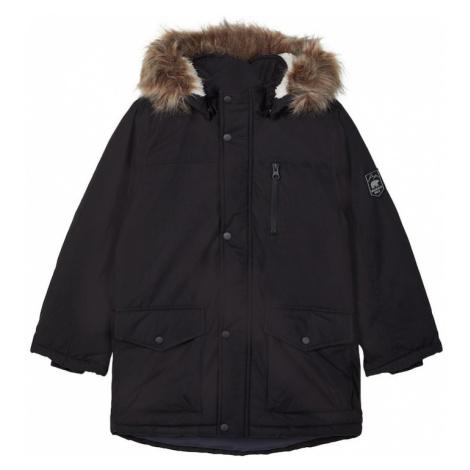 NAME IT Zimná bunda 'Mibis'  čierna