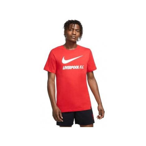 Nike Liverpool FC Červená