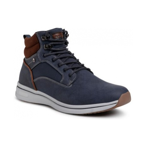 Šnurovacia obuv Lanetti MP07-91264-07