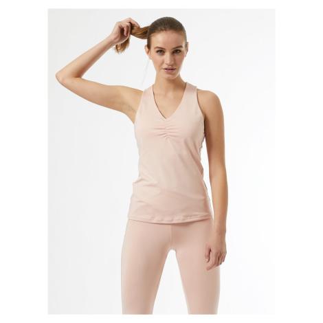Topy a trička pre ženy Dorothy Perkins - svetloružová