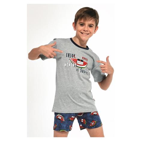 Chlapčenské pyžamo Watermelone Cornette