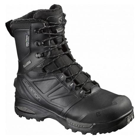 Topánky Salomon® Toundra Forces CSWP - čierne