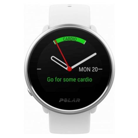 POLAR IGNITE biela - Multišportové hodinky s GPS a záznamom tepovej frekvencie